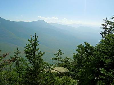 Photograph - Cannon Mountain Majesty by Carolyn Jacob
