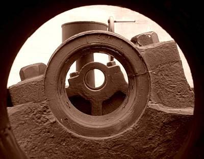 Cannon Parts Art Print