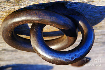 Photograph - Cannon Rings by Linda Shafer