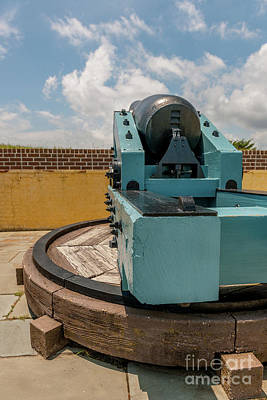 Photograph - Cannon Track System by Dale Powell