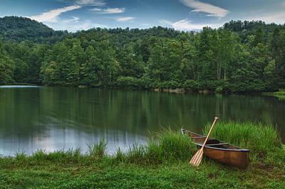 Photograph - Canoe by Joye Ardyn Durham