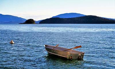 Photograph - Canoe by Martin Cline