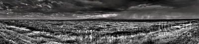 Canon City Storm Pano Original by William Fields