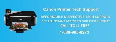 Canon Printer Tech Support  Art Print