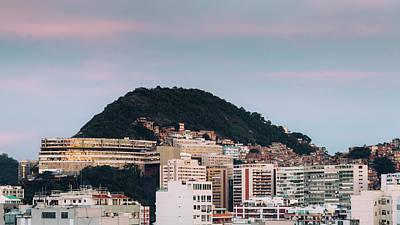 Photograph - Cantagalo, Rio De Janeiro, Brazil by Alexandre Rotenberg