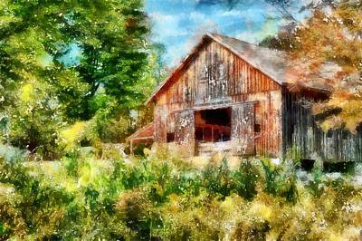 Photograph - Canterbury Farm by Tricia Marchlik