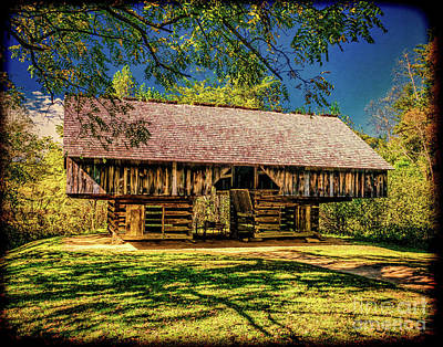 Photograph - Cantilever Barn by Nick Zelinsky