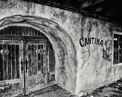 Photograph - Cantina by Charles McKelroy