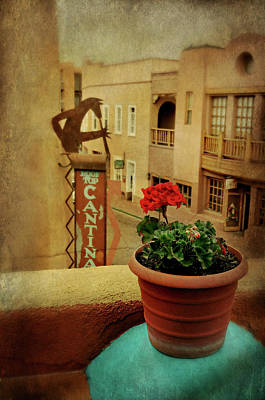 Photograph - Cantina by Diana Angstadt