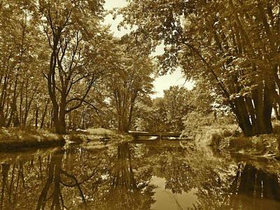 Photograph - Canton Canoe Trip 2016 41 by George Ramos