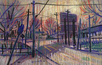 Canton Road Original by Donald Maier