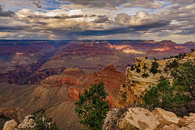 Photograph - Canyon Afternoon by David Cote