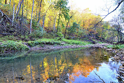 Photograph - Canyon Autumn 2 by Bonfire Photography