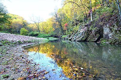 Photograph - Canyon Autumn 3 by Bonfire Photography