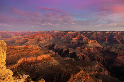 Photograph - Canyon Dawn by David Cote