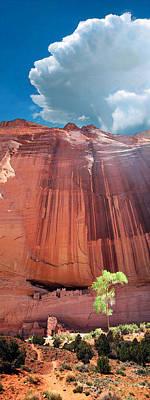Canyon De Chelley Art Print by Ric Soulen