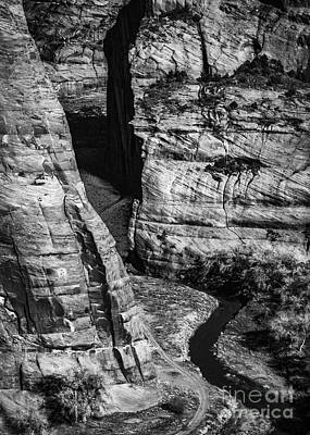Photograph - Canyon De Chelly by Anthony Michael Bonafede