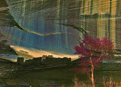 Canyon De Chelly Arizona Art Print by Jen White