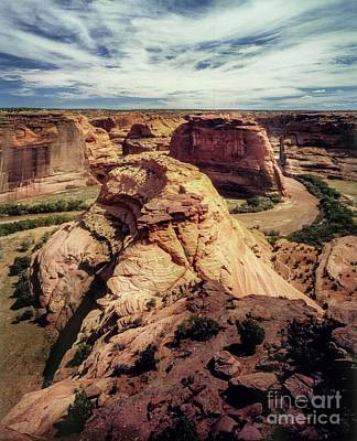 90146 Canyon De Chelly Art Print