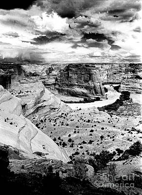Photograph - Canyon De Chelly Overlook by Paul W Faust -  Impressions of Light