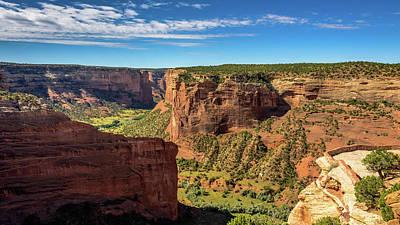 Photograph - Canyon Del Muerto - Canyon De Chelly Naitonal Monument by Debra Martz