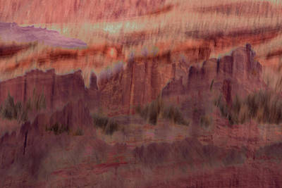 Photograph - Canyon Dreaming by Deborah Hughes
