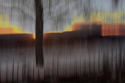 Photograph - Canyon Evening by Deborah Hughes