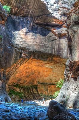Man Cave - Canyon  by Jim Percival