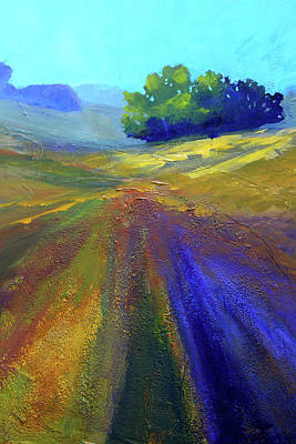 Painting - Canyon Landscape Painting by Nancy Merkle