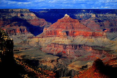 Photograph - Canyon Layers by Christopher Kirby