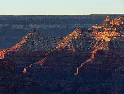 Photograph - Canyon Layers by Laurel Powell