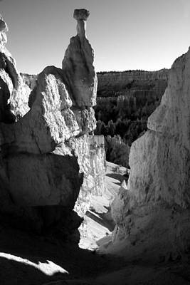 Photograph - Canyon Lookout  by Aidan Moran