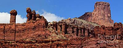 Photograph - Canyon Melody by Jim Garrison