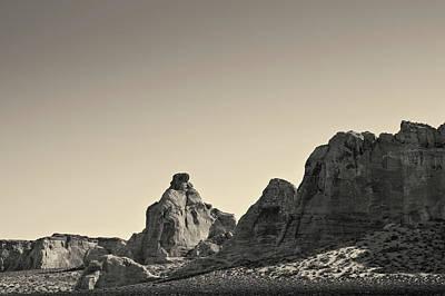 Photograph - Canyon Point Utah I Toned by David Gordon
