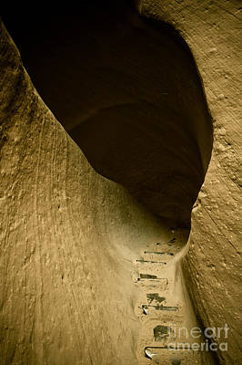 Photograph - Canyon Steps by Scott Sawyer