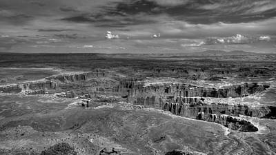 Photograph - Canyon Upon Canyon by Robert Melvin