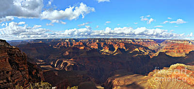 Photograph - Canyon View by Eric Liller