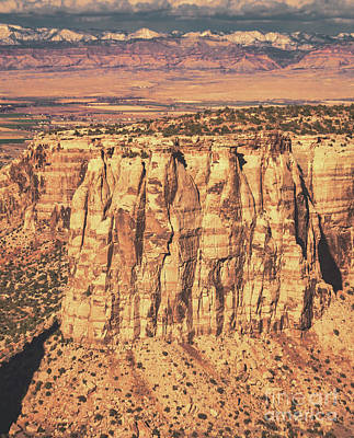 Photograph - Canyon Walls by Steven Parker