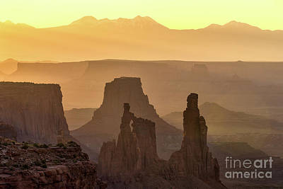 Photograph - Canyonland Formations by Anthony Heflin