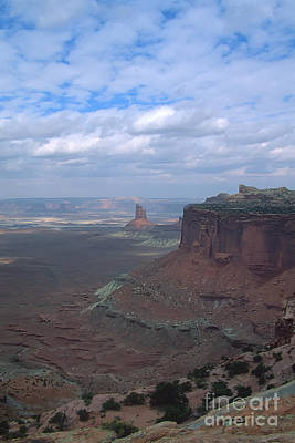 Photograph - Canyonlands 2 by Stan and Anne Foster
