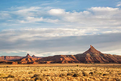 Photograph - Canyonlands And Clouds by Denise Bush