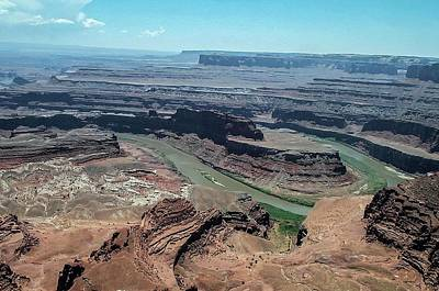 Photograph - Canyonlands And Colorado River Panorama by NaturesPix