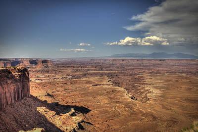 Photograph - Canyonlands Colorado River by Robert Melvin