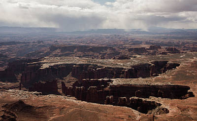 Photograph - Canyonlands by Jennifer Ancker