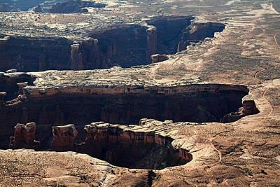 Photograph - Canyonlands Landscape by Pierre Leclerc Photography