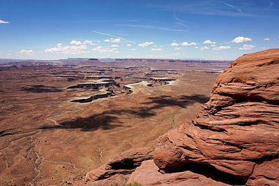 Photograph - Canyonlands National Park by Bill Gabbert