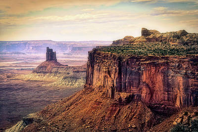 Photograph - Canyonlands National Park Utah 01 by Thomas Woolworth
