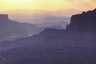 Photograph - Canyonlands by Roupen  Baker