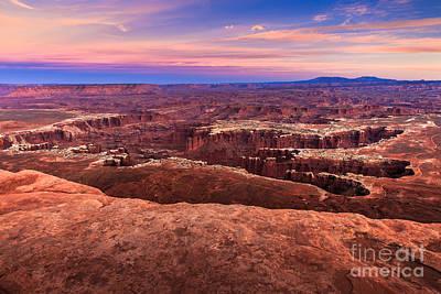 Photograph - Canyonlands Sunset 2 by Ben Graham