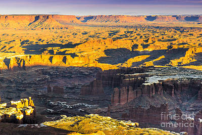 Photograph - Canyonlands Sunset by Ben Graham